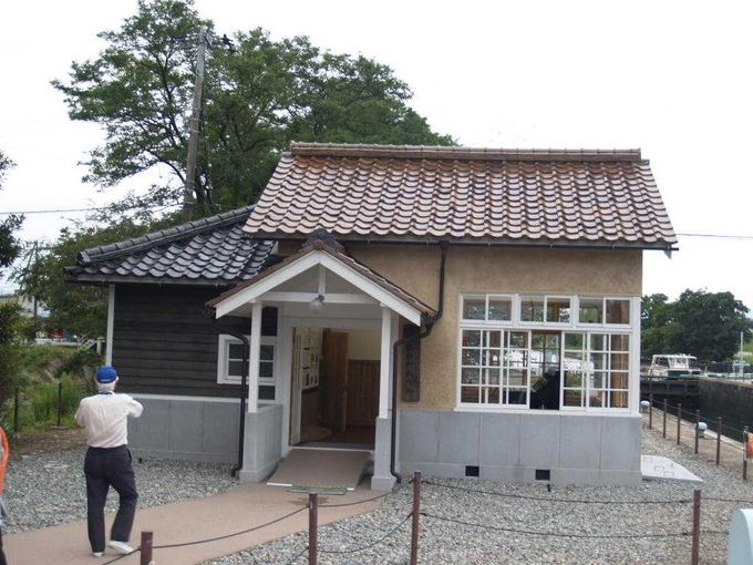 昭和の土木建築物では全国初の国の重要文化財