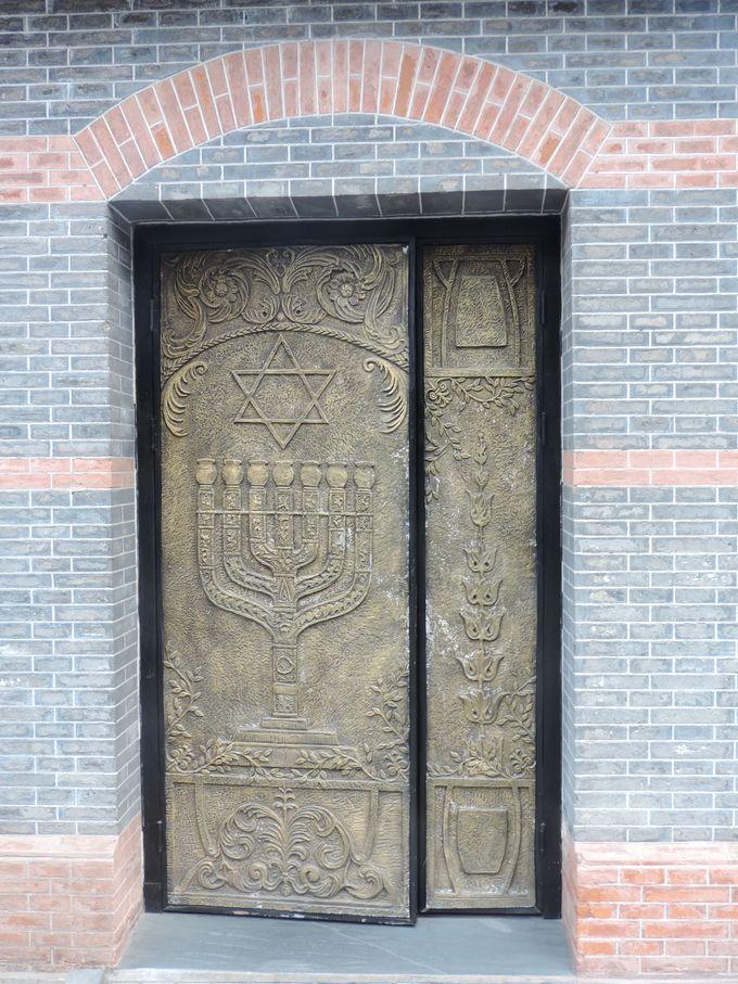 ガイドの解説付きツアーがオススメの「上海ユダヤ難民記念館」