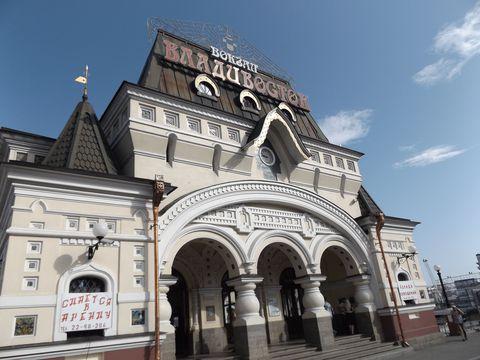 シベリア鉄道に乗車体験