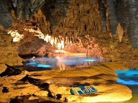 東洋一の壮大な景観に感動!沖縄・おきなわワールド「玉泉洞」|沖縄県|トラベルjp<たびねす>