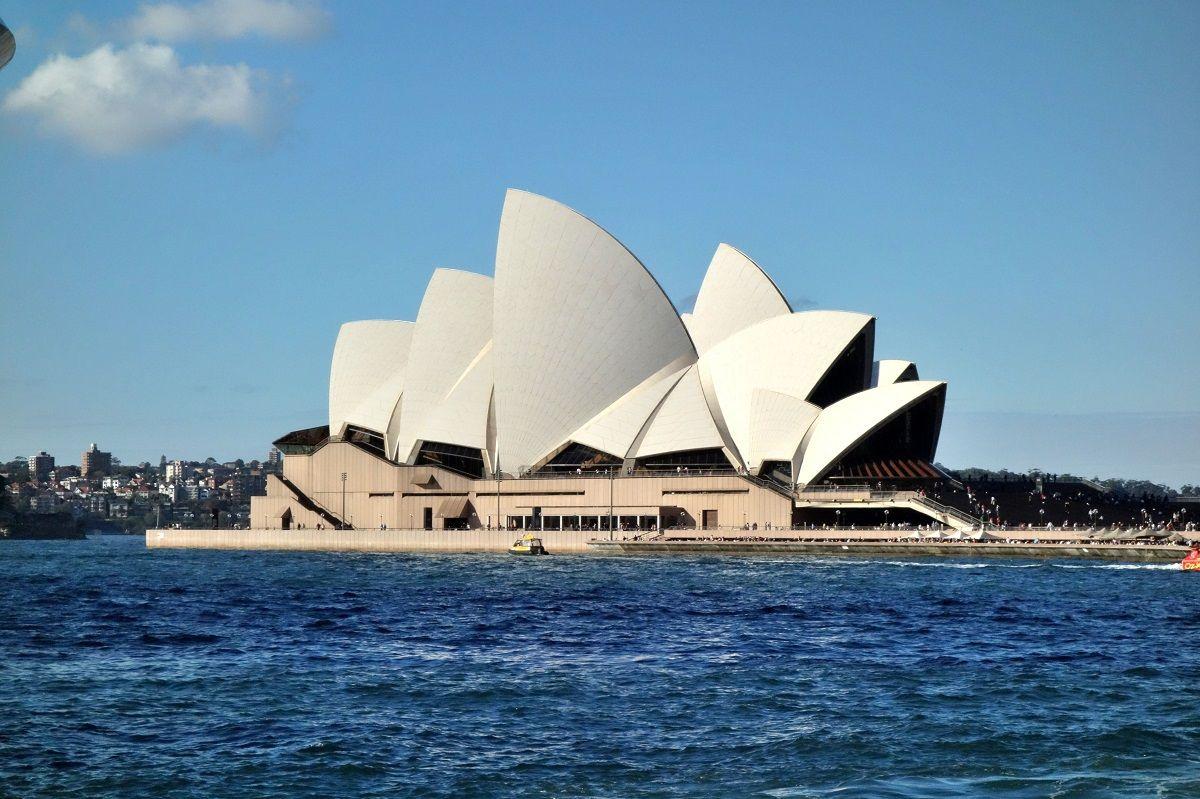世界遺産でコンサートを聴こう!シドニー・オペラハウス