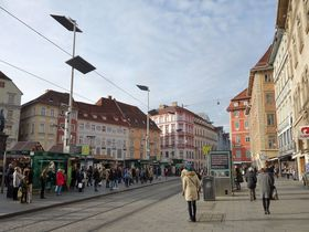 ウィーンから日帰りで行く世界遺産の街「グラーツ」への旅