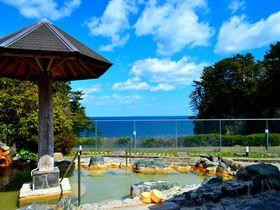 絶壁に建つ茨城「五浦観光ホテル別館大観荘」で入る太平洋一望の絶景温泉!|茨城県|トラベルjp<たびねす>