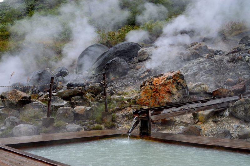 幻想的な地球の息吹!秋田「秘湯の宿 ふけの湯」で自然の凄さに圧倒されよう!