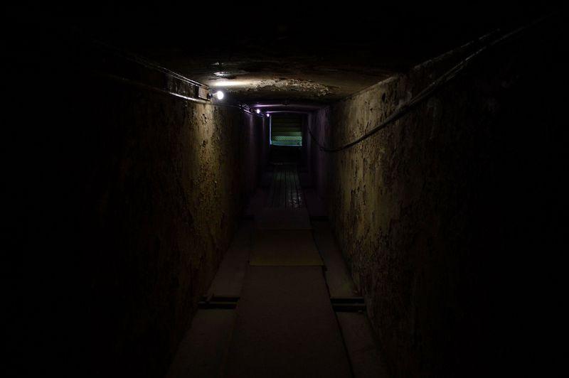 暗すぎる通路の先の極上湯!栃木・那須湯本温泉「雲海閣」