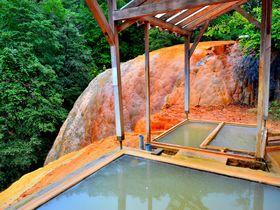 世界に二つだけのドーム!北海道「二股ラジウム温泉」は効能も圧倒的!|北海道|トラベルjp<たびねす>
