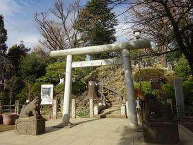 現存する都内最古の富士塚で登山ができる!渋谷「鳩森八幡神社」