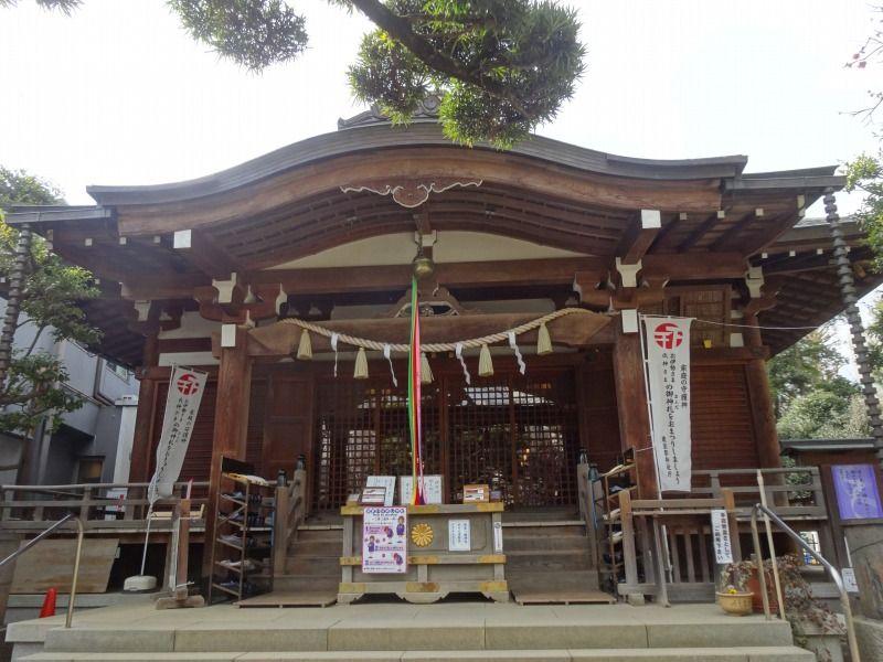 鳩森八幡神社とは
