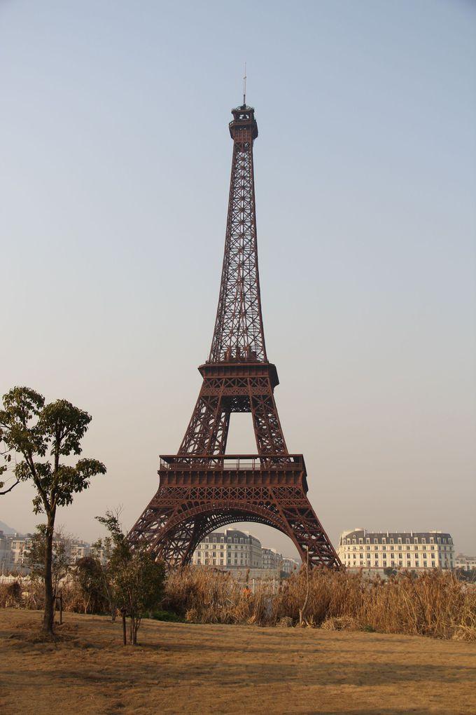 杭州のエッフェル塔