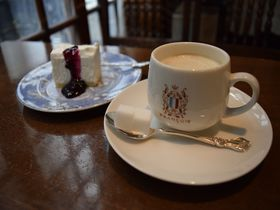 京都の代表的な老舗カフェ!フランソア喫茶室で優雅なひとときを