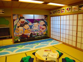 遊び心満載なおそ松ルームの内容を公開!池袋「サンシャインシティプリンスホテル」|東京都|トラベルjp<たびねす>
