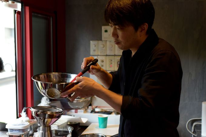 今までにない!台湾茶×本格フレンチクリーム