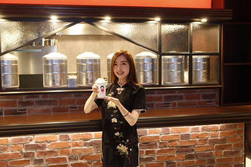 フレンチと台湾茶の斬新なマリアージュ。吉祥寺「囍茶東京(キキチャトウキョウ)」