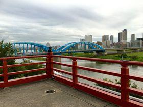 シン・ゴジラ聖地巡礼!タバ作戦の舞台となった「多摩川浅間神社」|東京都|トラベルjp<たびねす>