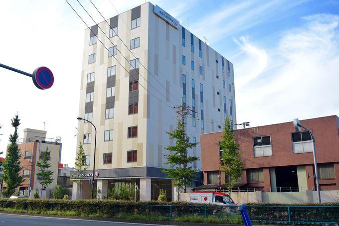 羽田空港近くの便利なエアポートホテル