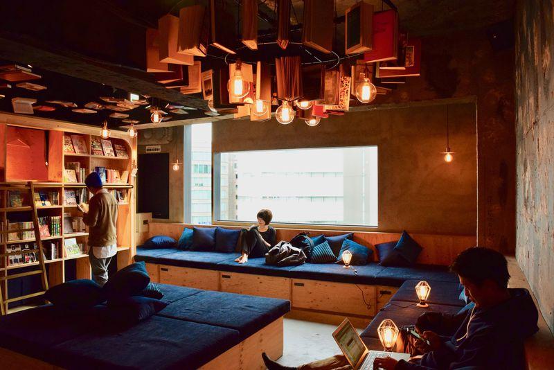 3号店はホンデリアに注目!「BOOK AND BED TOKYO 東京店」