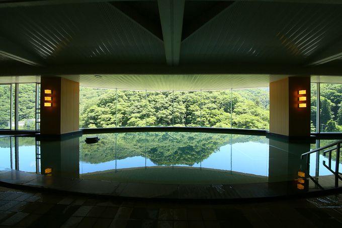 旅館によって様々な風景を楽しめる「東山温泉」