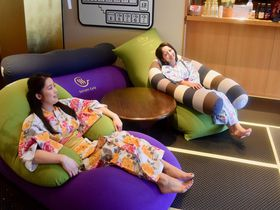 じっくり癒されてダメ人間に。湯河原の温泉カフェ「Gensen Cafe」|神奈川県|トラベルjp<たびねす>