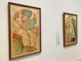 祖国チェコへの想いがあふれる!国立新美術館「ミュシャ展」