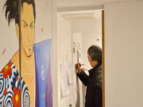漫画家こしのりょう先生と異例のコラボ!上野・浅草「行燈旅館」|東京都|トラベルjp<たびねす>