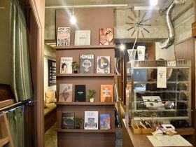 銀座なのにコスパ最強。泊まれるブックカフェ「BookTeaBed GINZA」|東京都|トラベルjp<たびねす>