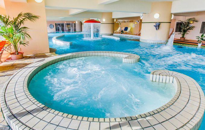 三浦の海の幸や温泉を満喫できるリゾートホテル