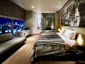 歌舞伎町ど真ん中のデザイナーズ空間!「新宿グランベルホテル」