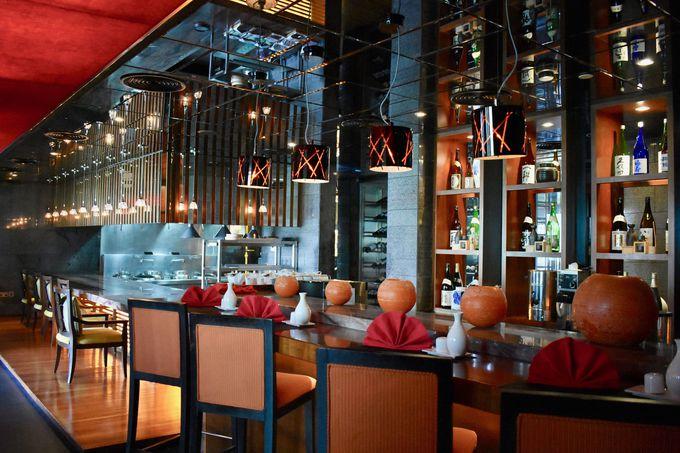 ドバイ在住の日本人シェフが活躍するレストラン!