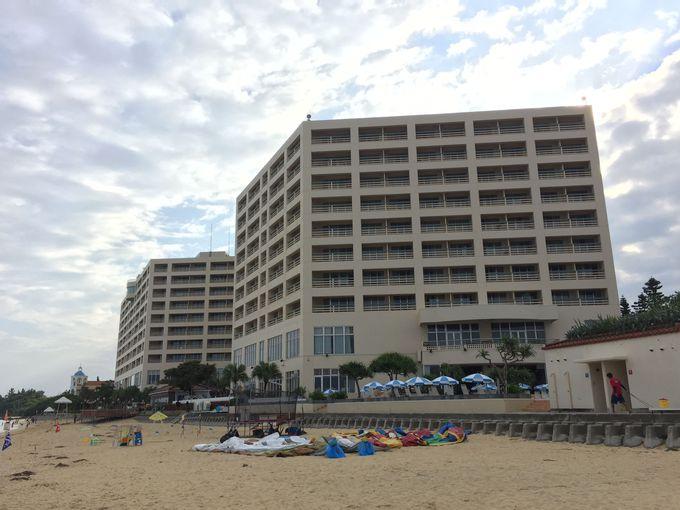 充実した施設が整う沖縄最大級のホテル