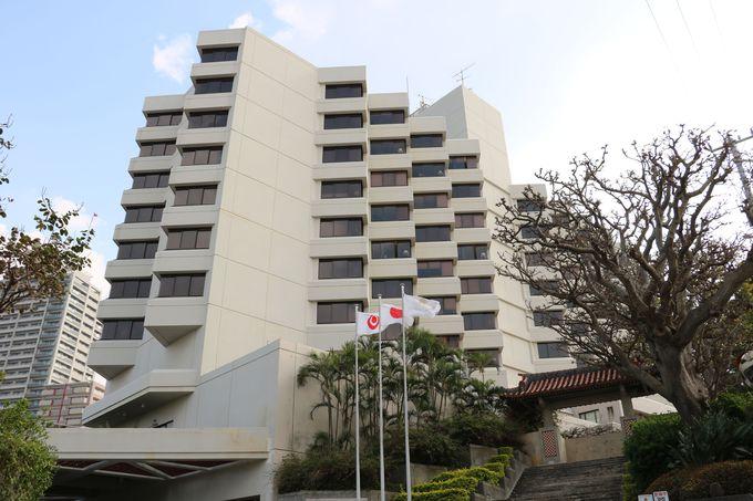 那覇市内では常に「別格」の高級ホテル