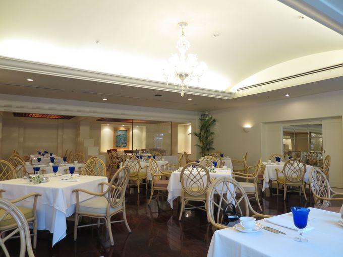 優雅な雰囲気のレストラン「ファヌアン」はドレスアップして出かけたい