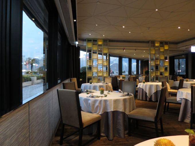ミシュランの星付き高級広東料理「欣圖軒(ヤントーヒン)」で香港の食を堪能する