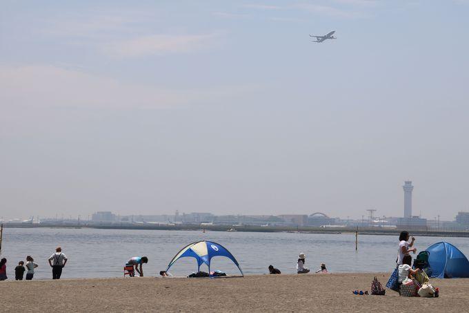 2. 城南島海浜公園(東京都)