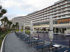 「ヒルトン沖縄北谷リゾート」は外国気分を味わえるホテル|沖縄県|トラベルjp<たびねす>