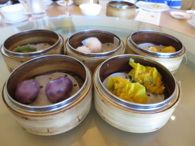 地元の人にも大人気の中国料理「金紗沙」