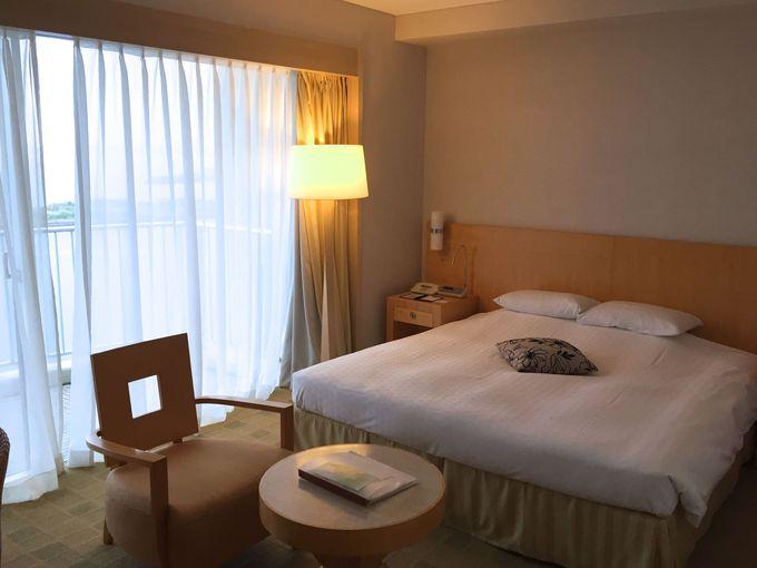 家族連れにうれしい4名定員の客室からリゾートでは珍しいお一人様用の部屋まである!