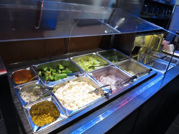 アイスクリームバーまである!「ステーキハウス88国際通り西口店」