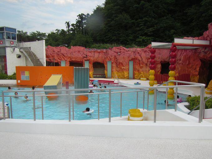 一年中南国ムードを楽しめる温泉テーマパーク