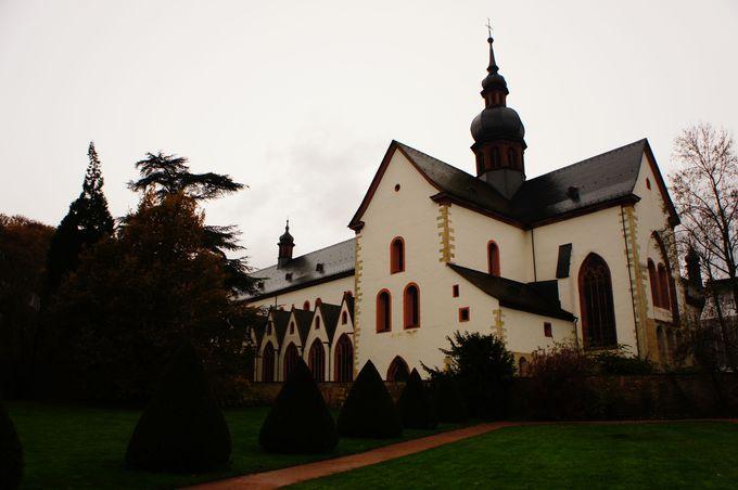 エーベルバッハ修道院って?