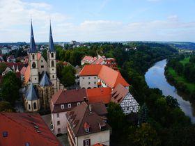 中世の時が流れる小村へ ドイツ「バード・ウィンプフェン」の美景を楽しむ