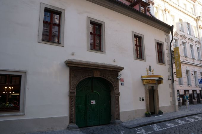 プラハの「エリート」ホテルってどんな感じ?