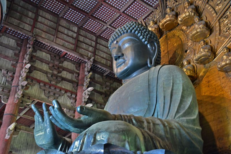 大人になってからの方が楽しめる!東大寺と奈良の大仏様