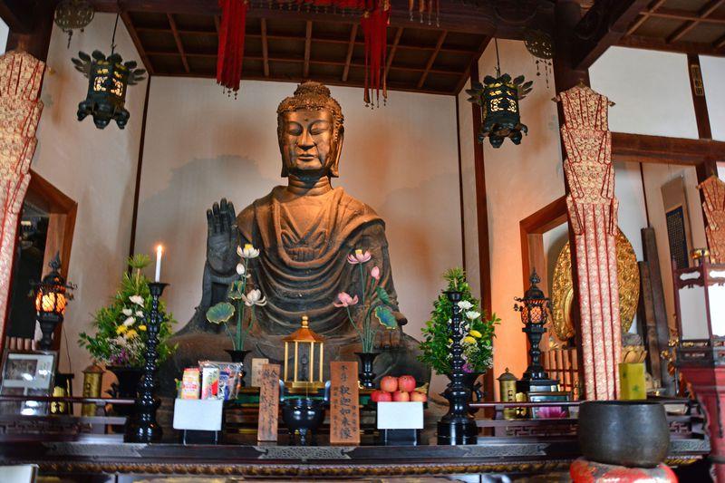 飛鳥京を今に伝える日本最古の寺院「飛鳥寺」と「飛鳥大仏」を偲ぶ