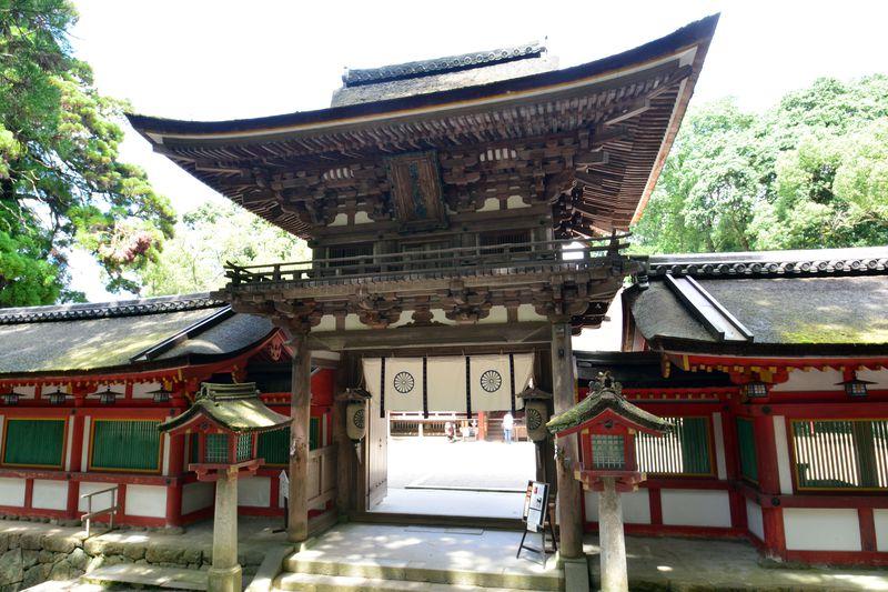 日本最古の創建!奈良県屈指のパワースポット石上神宮