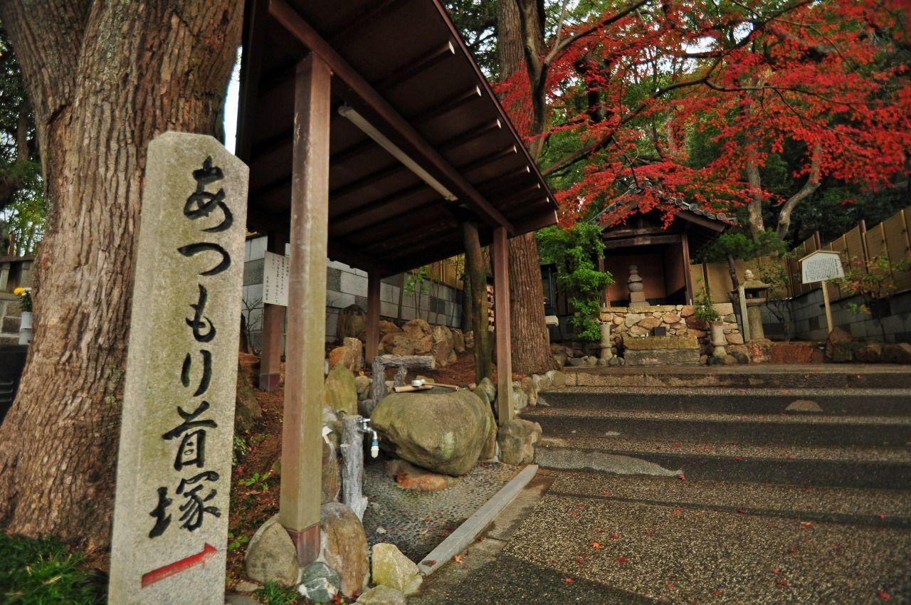 敦盛の首塚も!源平ゆかりの古刹・神戸市「須磨寺」