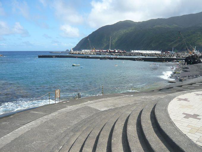 海を見た後は、海水浴も楽しんじゃいましょう