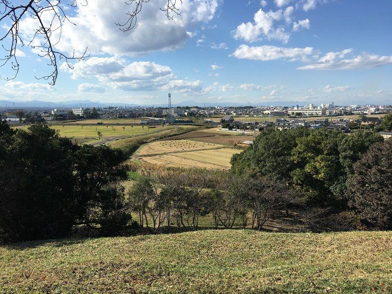 石田三成がいた場所に実際に登ってみよう!