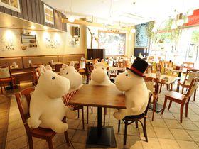 ムーミンの世界へ飛び込める!「ムーミンベーカリー&カフェ」東京ドームシティラクーア店で癒しの時間を!|東京都|トラベルjp<たびねす>