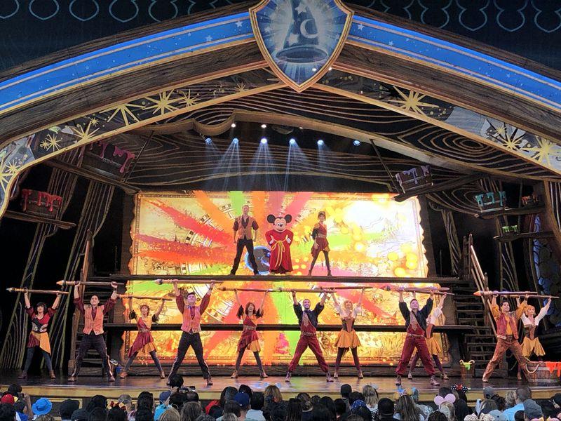 カリフォルニア ディズニーランド・リゾートで子連れにおすすめのアトラクション&ショー