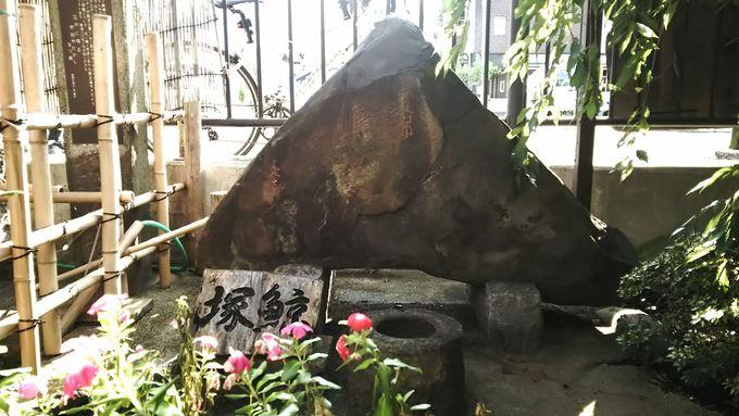 「利田神社」に残る「鯨塚」の謎